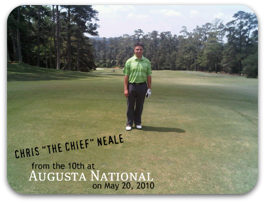 Chris Neale at Augusta1