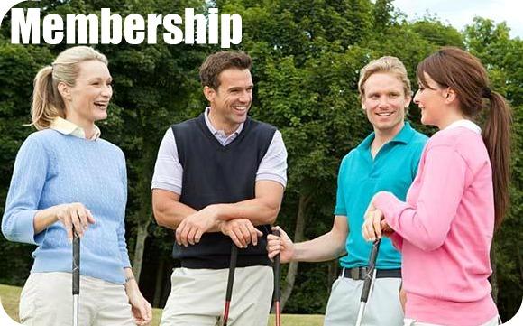 Friends Golfing 2